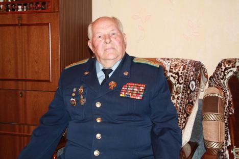 Yunus Kánov. Fuente: Archivo.