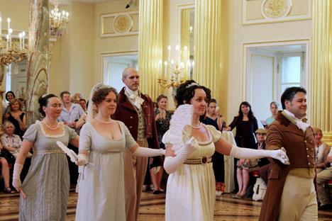 Una exposición en Moscú rememora la suntuosidad y la elegancia que acompañaba a estas celebraciones. Fuente: María Afónina