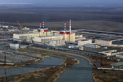 En Finlandia se construyeron dos plantas nucleares Lovinza durante la época soviética y que según numerosos expertos independientes son unas de las mejores estaciones del Viejo Continente por su rentabilidad y seguridad. Fuente: RIA Novosti