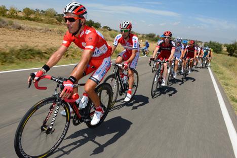 Rodriguez a lui-même remarqué que la course s'est globalement déroulée selon le plan, en insistant sur le travail coordonné de ses co-équipiers. Source : Reuters