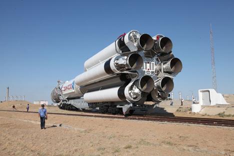 Primeiro lançamento depois do acidente em Baikonur está programado para setembro Foto: ITAR-TASS