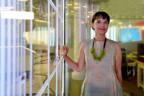 Marina Loshak, nueva directora del Museo Pushkin de Moscú. Fuente: PhotoXPress