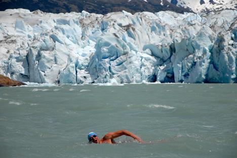 Prova deste ano é dedicada ao 365º aniversário da descoberta do Estreito de Bering pelo explorador russo Semion Dejnev Foto: serviço de imprensa
