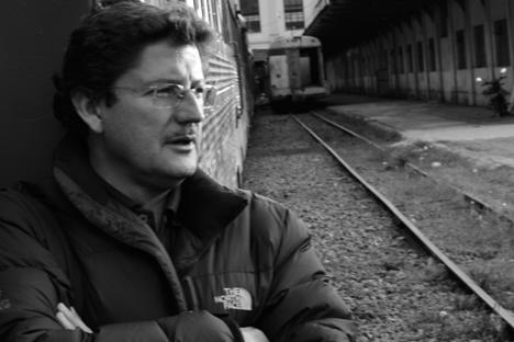 La novela del colombiano Hernán Estupiñán Mójica recrea el universo espiritual del autor ruso. Fuente: Archivo propio