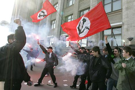Más allá de Pussy Riot, este movimiento surgió en la URSS poco después que en Occidente y se mantiene con fuerza. Fuente: Flickr / farm3