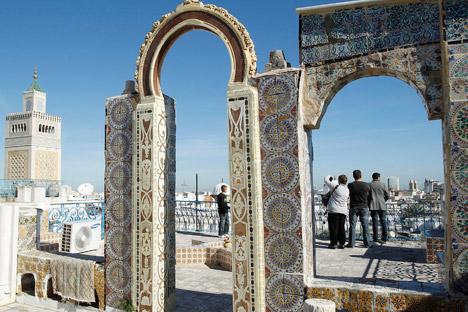No ano passado, o Egito tornou-se o segundo destino turístico mais popular, registrando um crescimento de 30% no fluxo de turistas provenientes da Rússia Foto: Reuters
