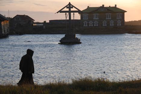 La triste herencia del campo penitenciario de Solovkí sigue marcando el presente de sus islas. Fuente: Focus Pictures