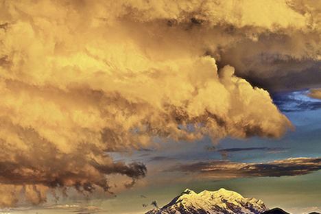 El calentamiento será más notable en las altas latitudes del Ártico y en las montañas. Fuente: Flickr/ carakan