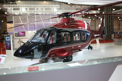 El Kamov Ka-62, helicóptero polivalente. Fuente: http://www.russianhelicopters.aero/