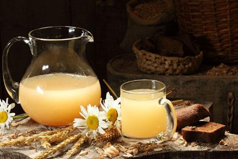 Una empresa recupera la receta tradicional del kvas y pretende comercializarlo. Fuente: Lori / Legion Media