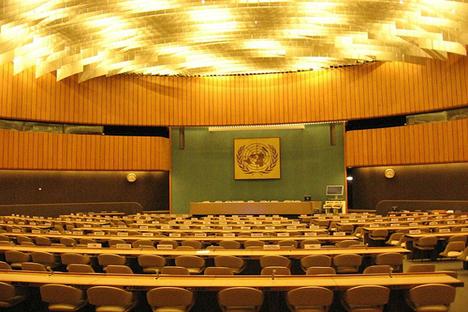 La sede las Naciones Unidas en Ginebra. Fuente: Flickr/ Tutty