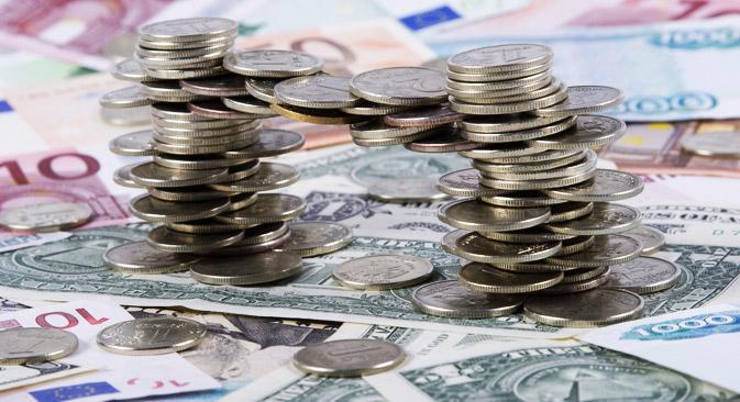 O Banco Central estima que o PIB russo não crescerá mais do que 2% este ano Foto: PhotoXPress