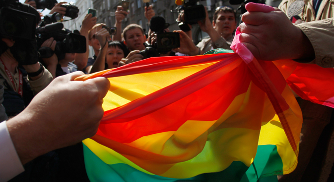Ningún deportista del país ha reconocido su homosexualidad. Fuente: Reuters