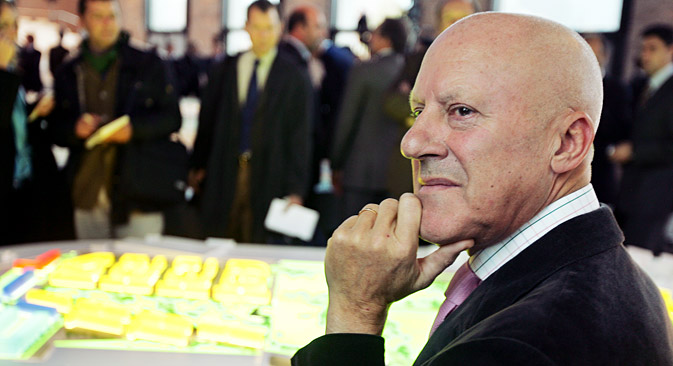 Norman Foster. Fuente: Reuters