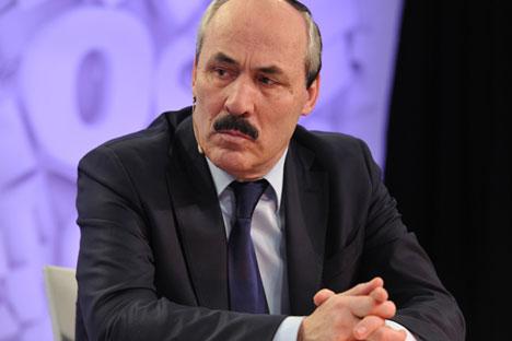 El presidente daguestaní, Ramazán Abdulatipov. Fuente: Photoxpress