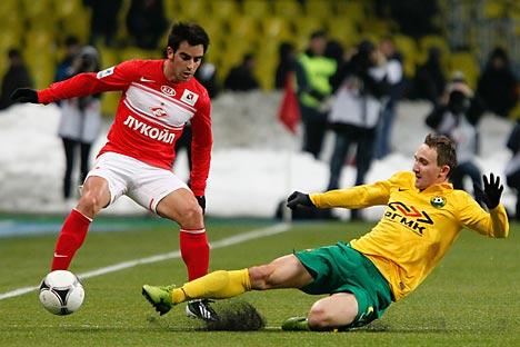 El español está llamado a ser un jugador que marca la diferencia en el campo. Fuente: PhotoXpress