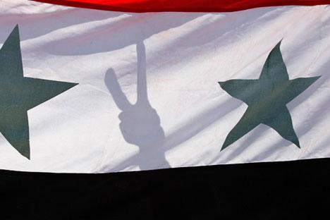 Rusia se mantiene en una posición pacífica respecto a la solución de la guerra en Siria. Fuente: Reuters