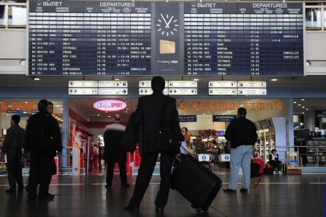 Un avión cargado de dinero en efectivo lleva varado seis años en el aeropuerto de Sheremétievo. Fuente: ITAR-TASS