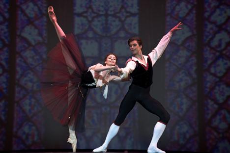 Esta gala de estrellas tendrá lugar en el principal teatro de la capital, en el Teatro Teresa Carreño. Fuente: archivo del ballet venezolano