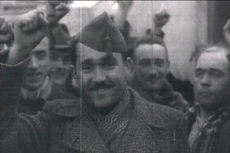 El agente de la NKVD destinado en España, Alexánder Orlov. Fuente: Cortesía del autor de 'EL Caso Orlov'. Fuente: Archivo