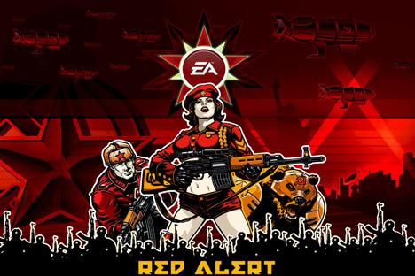 Red Alert Foto: divulgação