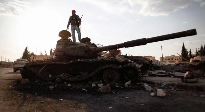 La crisis de Siria acerca a Washington y Moscú en sus posiciones. Fuente: AP