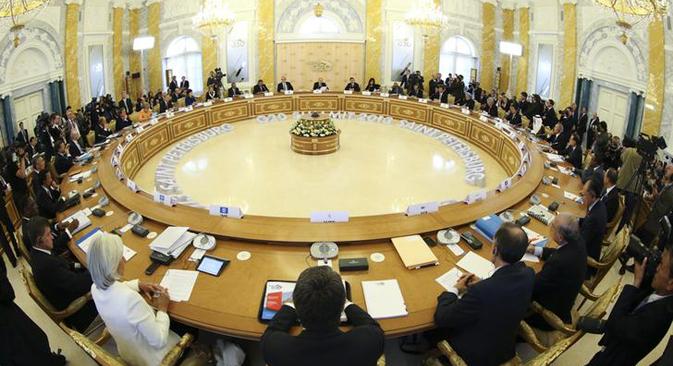 Los países del G20 hacen progresos en las áreas de cooperación fiscal por encima de las fronteras. Fuente: Reuters
