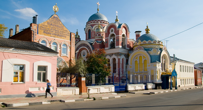 Esta pequeña ciudad situada a 400 kilómetros de Moscú cuanta con más de 200 monumentos históricos. Fuente: Lori / Legion Media