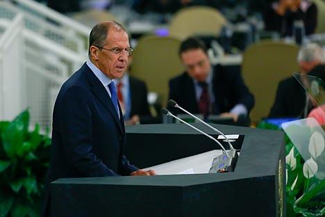 """""""O comportamento da Rússia na região está condicionado por muitas causas, sendo que a principal delas é a intenção de Moscou em enfatizar o papel indispensável do governo russo no mundo, especialmente em situação de desamparo dos EUA"""" Foto: Reuters"""