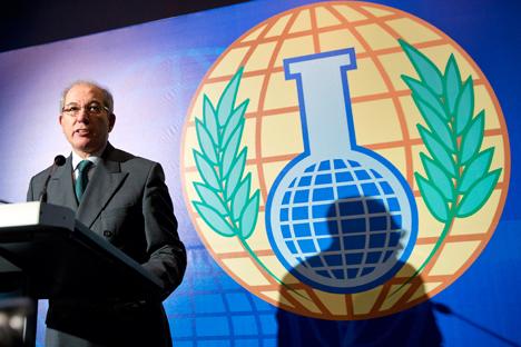 Oslo premia a la Organización para Prohibición de Armas Químicas (OPAQ) por su labor en Siria. Fuente: Reuters