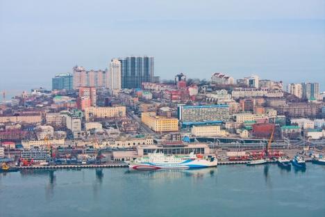 Vladivostok, la corazón del Lejano Oriente. Fuente: Vitali Raskálov