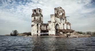 Inundaciones en Belozersk