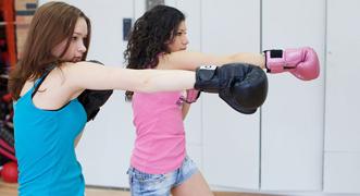 Boxeo femenino ruso