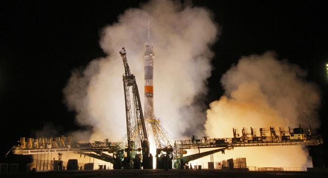 Diplomáticos rusos recuerdan que hace cinco años los dos países presentaron en la ONU un proyecto para la reducción del armamento en órbita. Fuente: AP