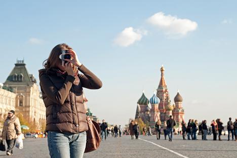 Moradores de Moscou e São Petersburgo têm mais tendência a esperar a iniciativa Foto: Getty Images/Fotobank