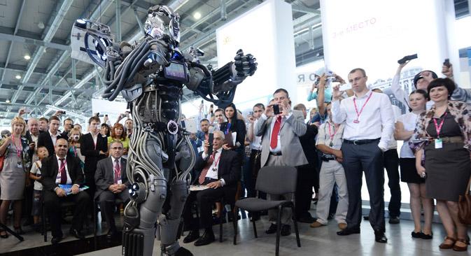 Uno de los principales objetivos del programa estatal de armamento para 2016-2025 será el desarrollo de nuevos aparatos. Fuente: Ria Novosti