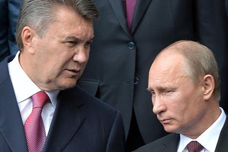 O apoio financeiro não só livrou a Ucrânia de ameaça de moratória: agora, Kiev pode esperar crescimento econômico de 3% Foto: AFP/East News