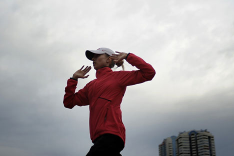 Algunos de los deportistas rusos que participarán en Sochi 2014 han seguido este método de entrenamiento. Fuente: Mijaíl Mordasov.