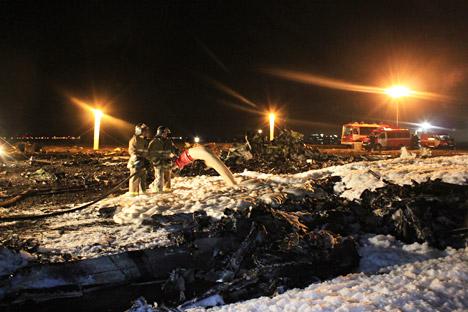 Nach ersten Erkenntnissen kam es zum folgenschweren Zwischenfall, weil die Piloten die Steuerung des Flugzeugs selbst übernahmen. Foto: AP
