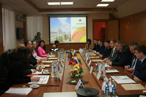 Fuente: Servicio de Prensa de la Embajada de Venezuela en Moscú