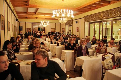 El Primer Salón de Aceite de Oliva de Chile. Fuente: Román Kiselev