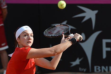 Margarita Gasparyan. Fuente: Ria Novosti