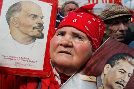 Modern face of Russian communism>>>