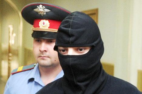 Número de presos por crimes relacionados a extremismo aumentou desde o ano passado Foto: ITAR-TASS