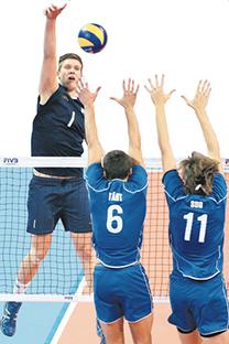 Fuente: Federación de Voleibol Argentino
