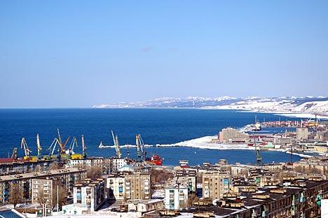 O plano russo de desenvolvimento da infraestrutura militar na região prevê não apenas o desenvolvimento dos locais onde ficam as unidades militares russas, mas também a modernização da rede de transporte Foto: Lori / Legion Media