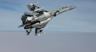 El Su-35S frente al F-22