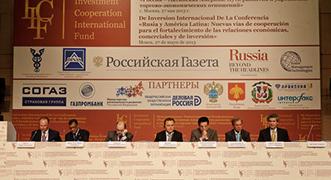Rusia y Latinoamérica evalúan su potencial comercial