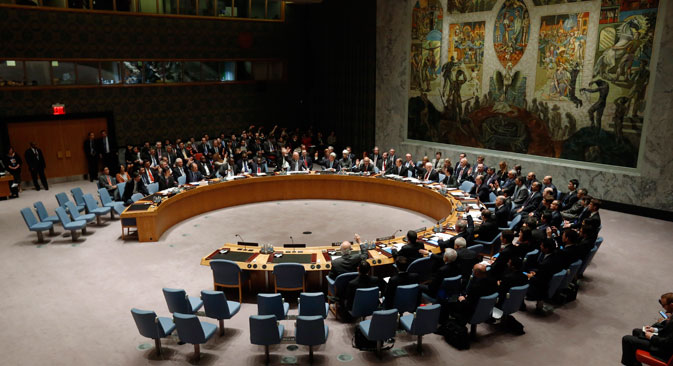 Russia to rejoin the UN Council on Human Rights
