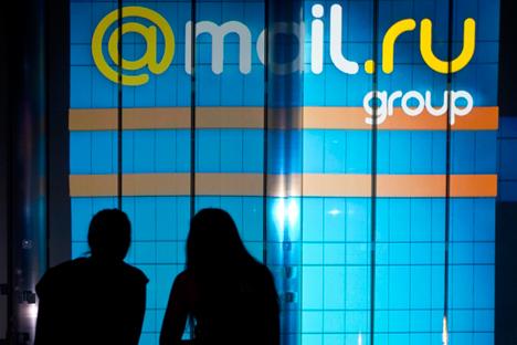 O Mail.Ru é o serviço de e-mail mais popular na Rússia, com mais de 70% do mercado Foto: ITAR-TASS